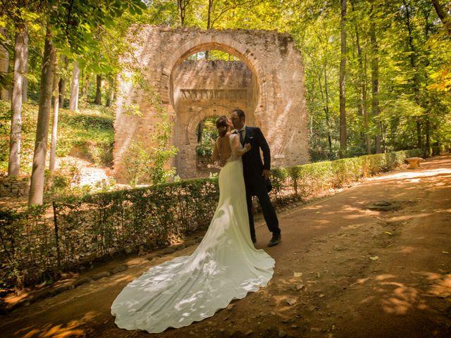 La boda de Javi y Lydia en Salobreña, Granada 25