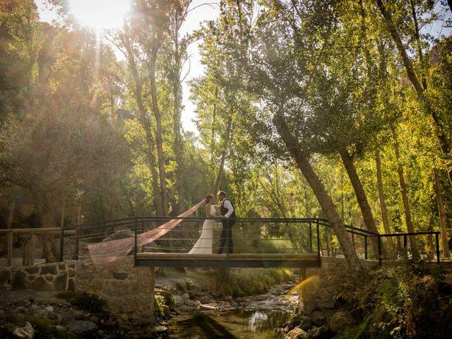 La boda de Javi y Lydia en Salobreña, Granada 2