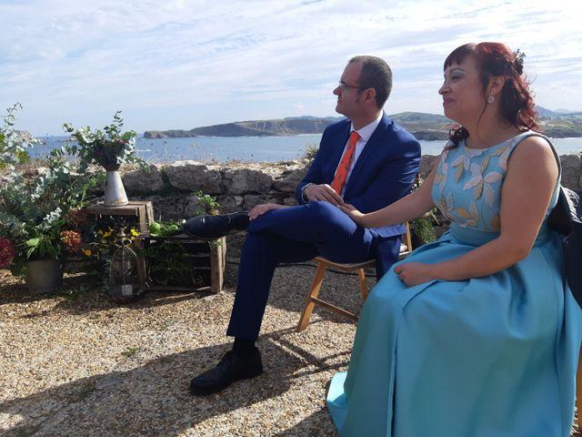 La boda de Antonio y Maika en Suances, Cantabria 3