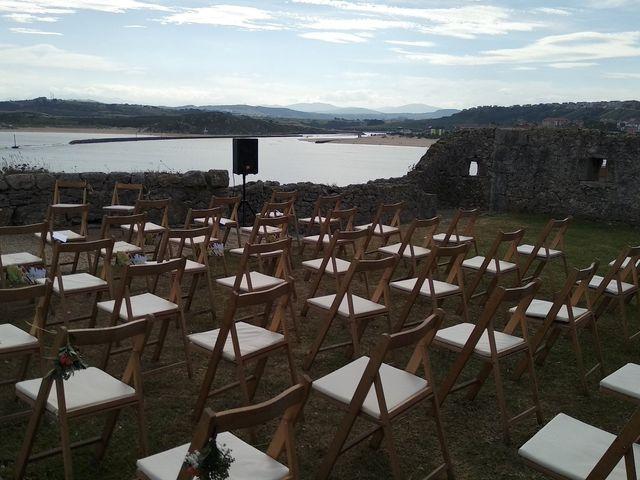 La boda de Antonio y Maika en Suances, Cantabria 6