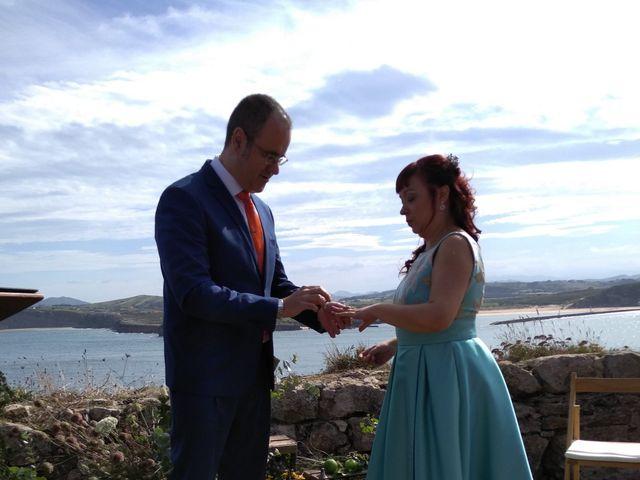 La boda de Antonio y Maika en Suances, Cantabria 10