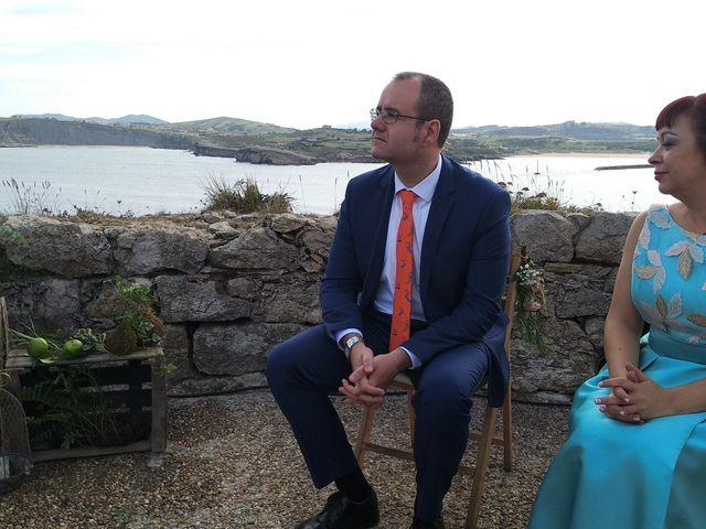 La boda de Antonio y Maika en Suances, Cantabria 11