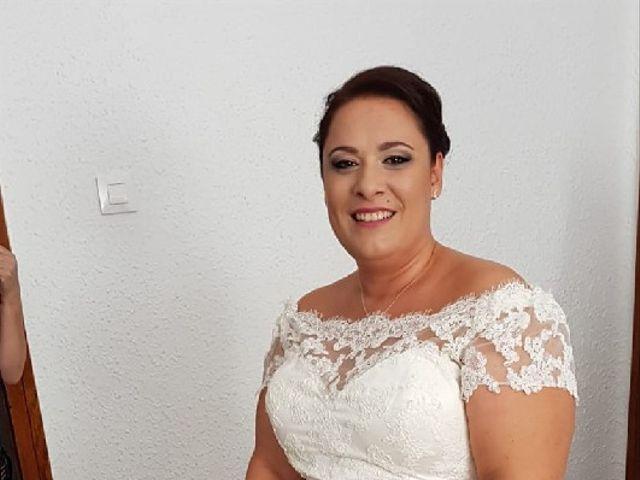 La boda de Juan y Cristina  en Ribarroja del Turia, Valencia 2