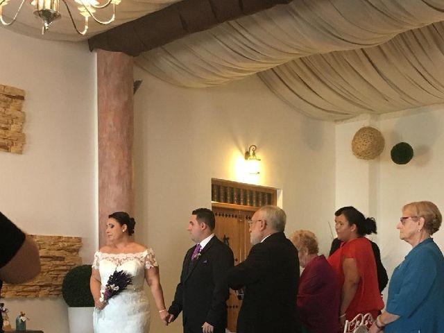 La boda de Juan y Cristina  en Ribarroja del Turia, Valencia 5