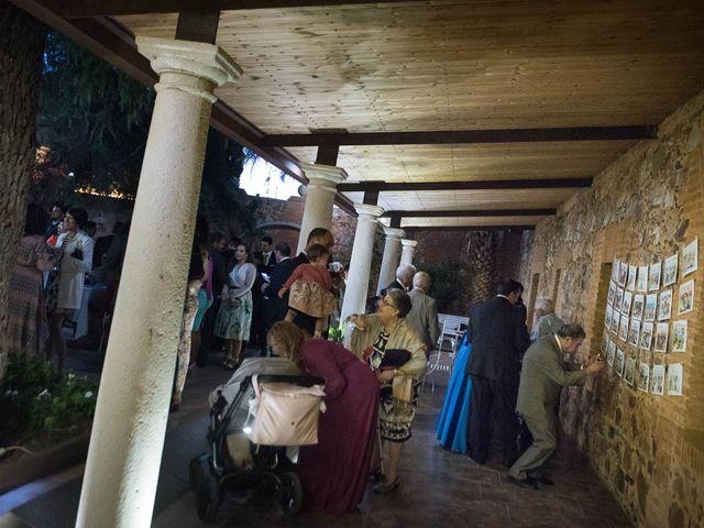 La boda de Juan y Raquel en Ballesteros De Calatrava, Ciudad Real 10