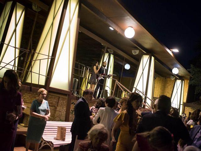 La boda de Juan y Raquel en Ballesteros De Calatrava, Ciudad Real 12