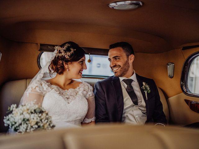 La boda de Juan Manuel y Nuria en Jumilla, Murcia 1