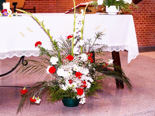 La boda de Carlos y Laura en Azuqueca De Henares, Guadalajara 2