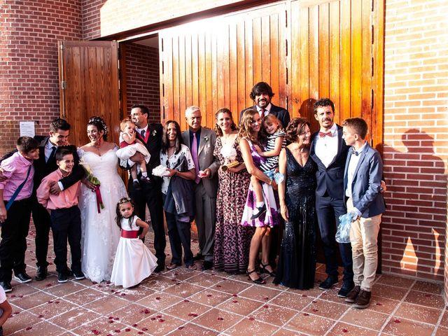 La boda de Carlos y Laura en Azuqueca De Henares, Guadalajara 18