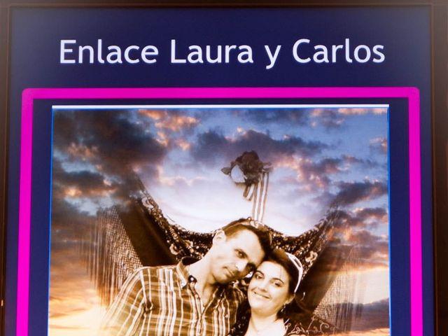 La boda de Carlos y Laura en Azuqueca De Henares, Guadalajara 35