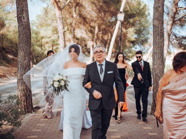 La boda de Víctor y Ana Elvira en Archena, Murcia 35