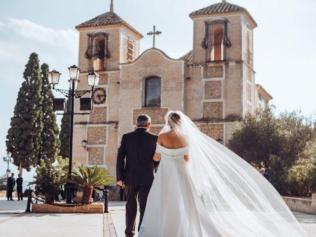 La boda de Víctor y Ana Elvira en Archena, Murcia 36
