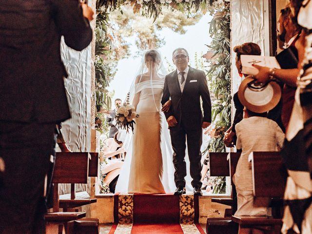 La boda de Víctor y Ana Elvira en Archena, Murcia 38
