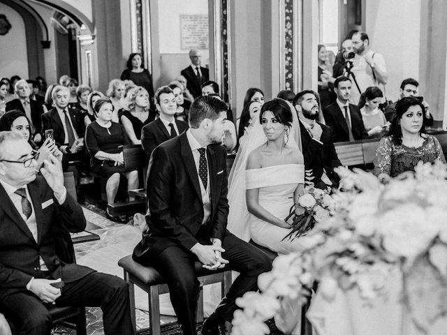 La boda de Víctor y Ana Elvira en Archena, Murcia 40