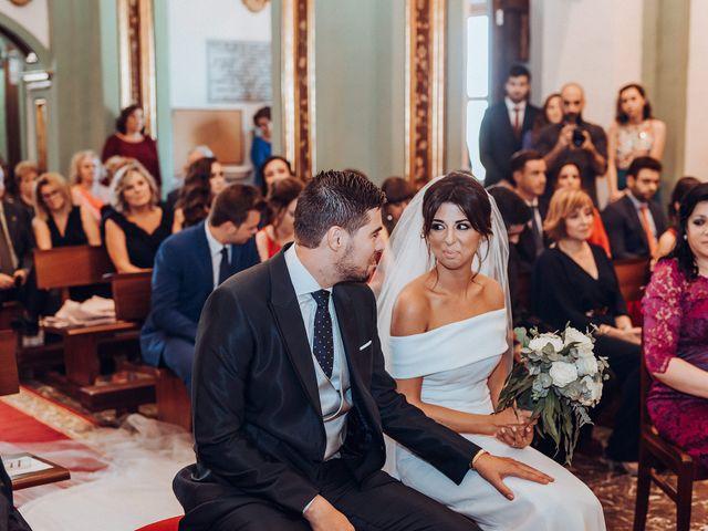 La boda de Víctor y Ana Elvira en Archena, Murcia 45