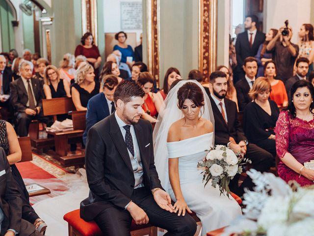 La boda de Víctor y Ana Elvira en Archena, Murcia 46