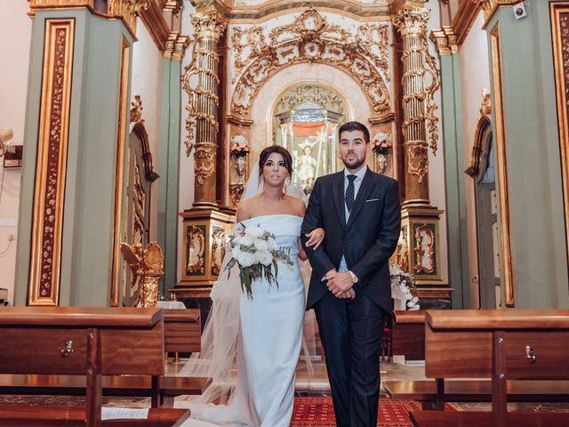 La boda de Víctor y Ana Elvira en Archena, Murcia 48