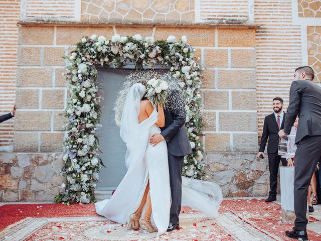 La boda de Víctor y Ana Elvira en Archena, Murcia 51