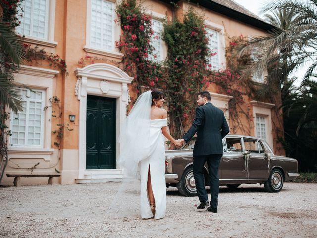La boda de Ana Elvira y Víctor