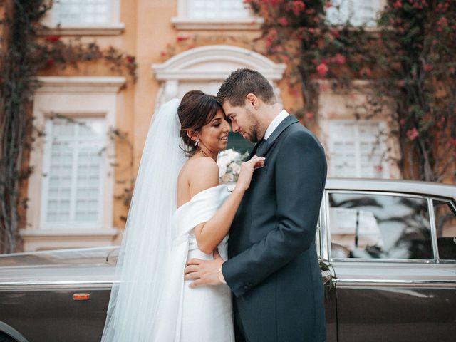 La boda de Víctor y Ana Elvira en Archena, Murcia 61