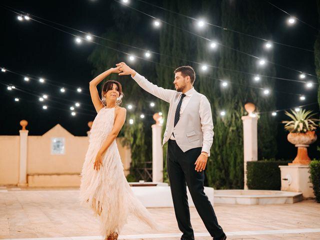La boda de Víctor y Ana Elvira en Archena, Murcia 82