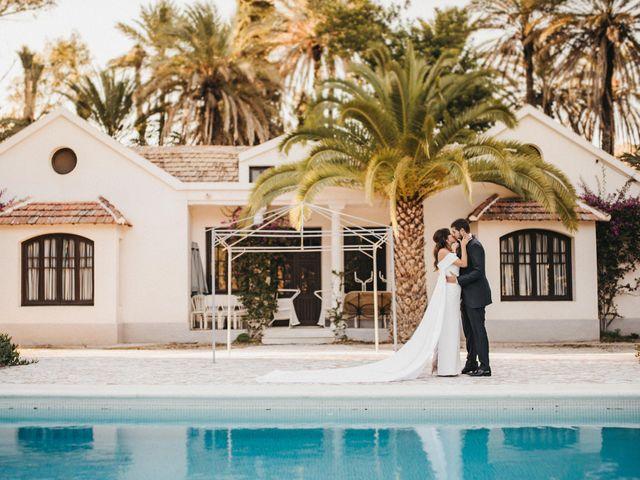 La boda de Víctor y Ana Elvira en Archena, Murcia 87