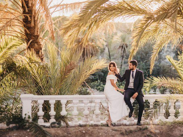 La boda de Víctor y Ana Elvira en Archena, Murcia 91