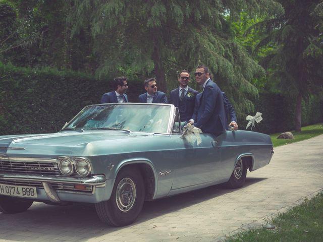 La boda de Albert y Ingrid en Santa Coloma De Farners, Girona 36