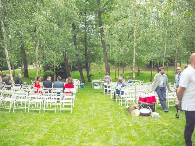 La boda de Albert y Ingrid en Santa Coloma De Farners, Girona 37
