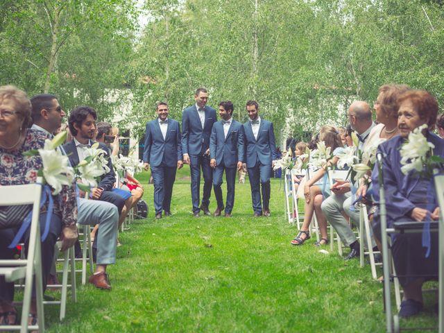 La boda de Albert y Ingrid en Santa Coloma De Farners, Girona 38