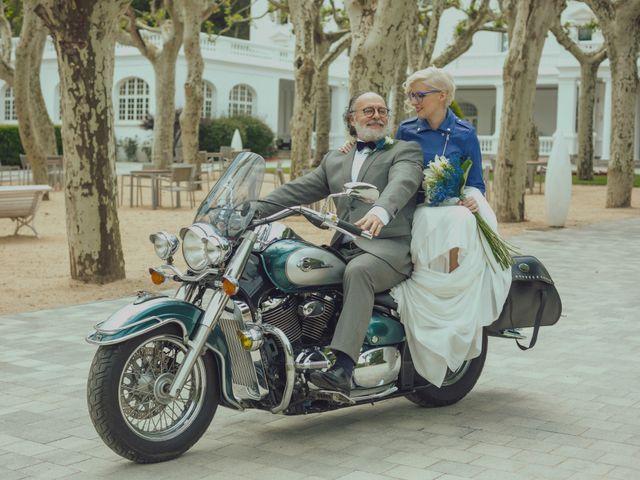 La boda de Albert y Ingrid en Santa Coloma De Farners, Girona 39