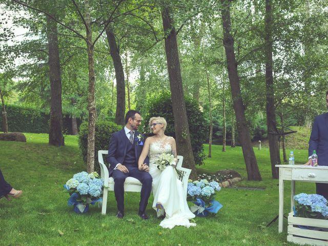 La boda de Albert y Ingrid en Santa Coloma De Farners, Girona 41