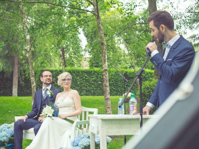 La boda de Albert y Ingrid en Santa Coloma De Farners, Girona 42