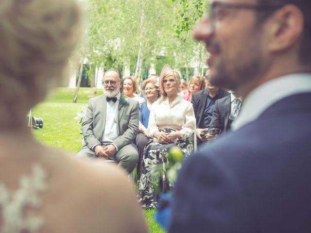 La boda de Albert y Ingrid en Santa Coloma De Farners, Girona 44