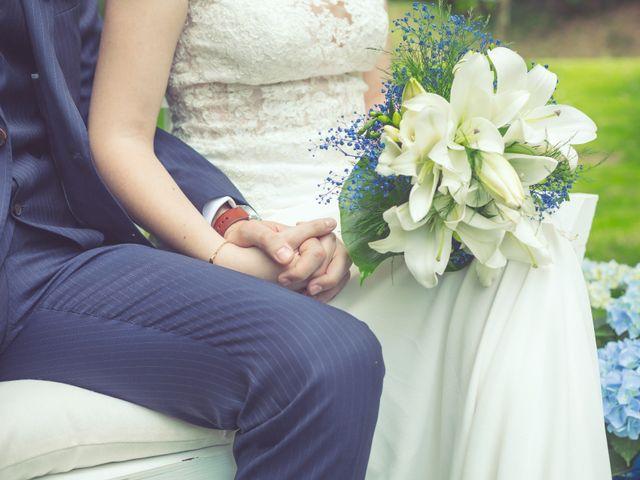 La boda de Albert y Ingrid en Santa Coloma De Farners, Girona 46