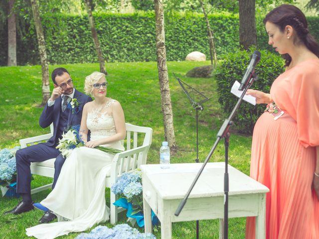 La boda de Albert y Ingrid en Santa Coloma De Farners, Girona 48