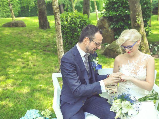 La boda de Albert y Ingrid en Santa Coloma De Farners, Girona 49