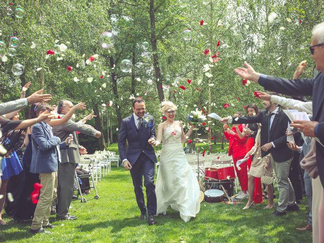 La boda de Albert y Ingrid en Santa Coloma De Farners, Girona 50