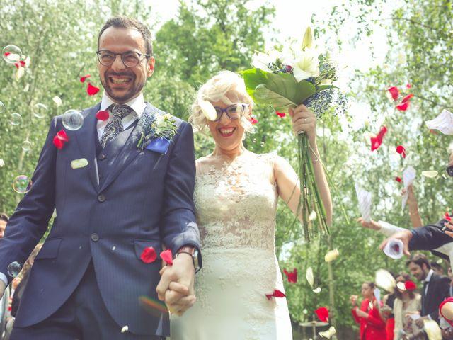 La boda de Albert y Ingrid en Santa Coloma De Farners, Girona 51