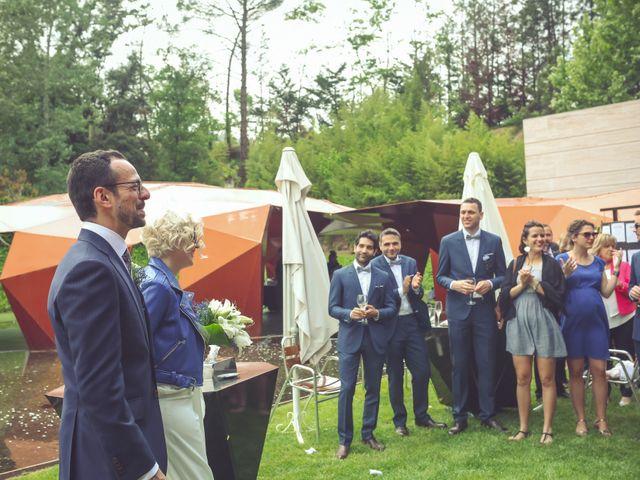 La boda de Albert y Ingrid en Santa Coloma De Farners, Girona 53