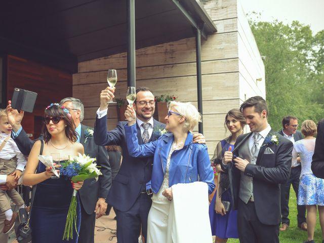 La boda de Albert y Ingrid en Santa Coloma De Farners, Girona 54