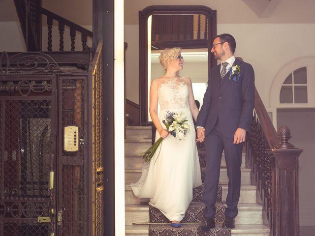 La boda de Albert y Ingrid en Santa Coloma De Farners, Girona 58