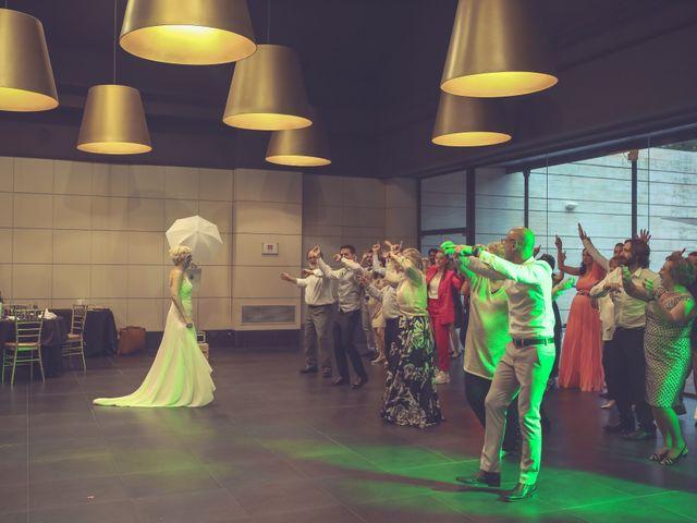 La boda de Albert y Ingrid en Santa Coloma De Farners, Girona 76