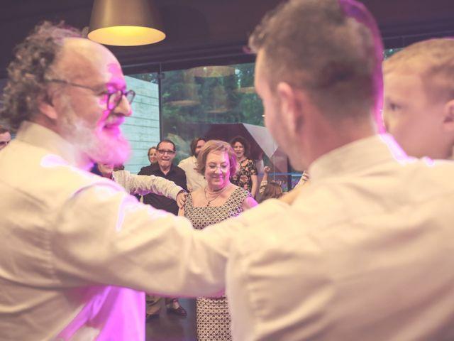 La boda de Albert y Ingrid en Santa Coloma De Farners, Girona 79