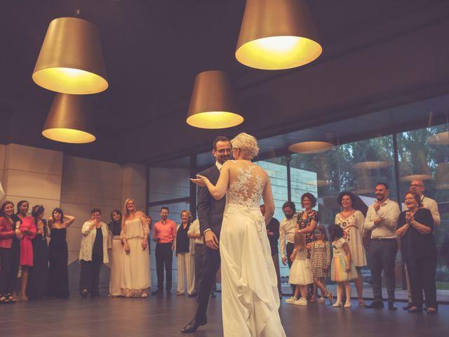 La boda de Albert y Ingrid en Santa Coloma De Farners, Girona 81