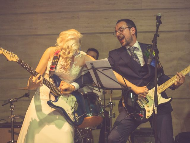 La boda de Albert y Ingrid en Santa Coloma De Farners, Girona 89