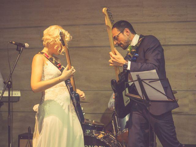 La boda de Albert y Ingrid en Santa Coloma De Farners, Girona 90