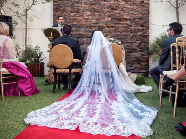 La boda de Miriam y Alvaro en Los Yebenes, Toledo 13