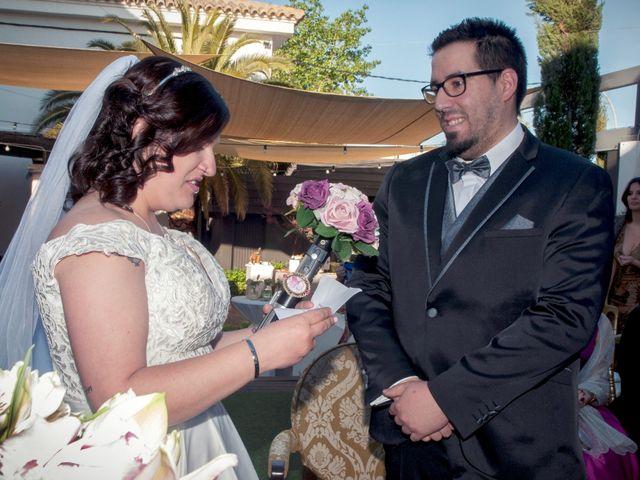 La boda de Miriam y Alvaro en Los Yebenes, Toledo 15