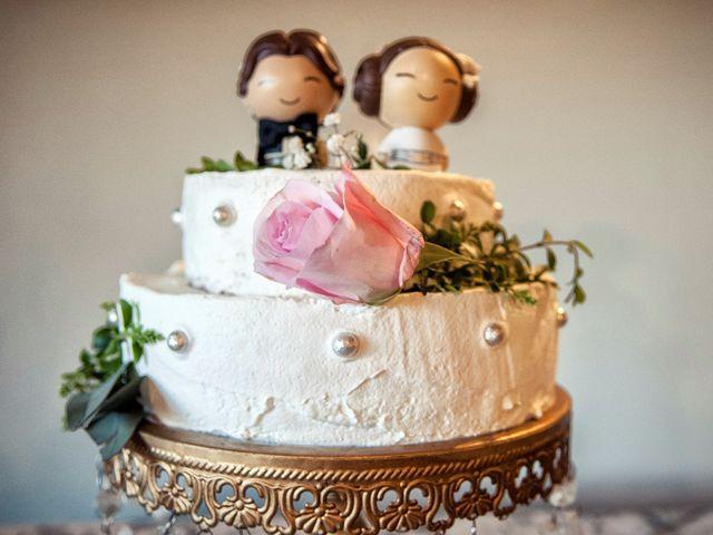 La boda de Miriam y Alvaro en Los Yebenes, Toledo 17